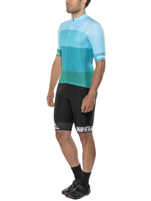 Red Cycling Products Colorblock Race Set Men green-blue